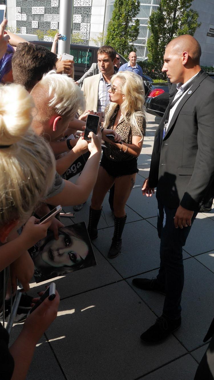 A mulher mais linda do mundo Lady Gaga 4 foto